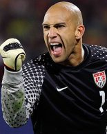 F@CK! Tim Howard Scores! C*CK$UCKER!