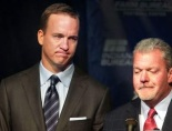 Peyton Manning and Jim Irsay